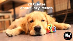 quotes about lazy person catatan mel