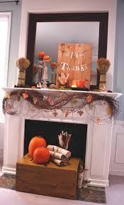 40 thanksgiving mantelpiece décor ideas
