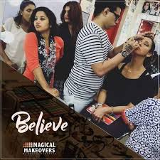 professional makeup artist academy in