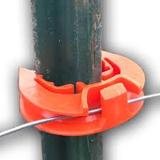 White Line Corner Post 25 Pk T 360 Electric Fence Insulators Lockjawz