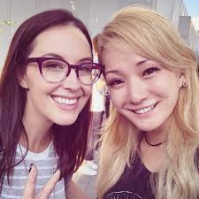 """Meg Turney on Twitter: """"My Reina!! <3 It was so, so sweet to see you and I  can't wait to do it again. <3 <3 <3… """""""
