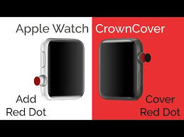 Apple Watch Series 3 Cover The Red Dot Or Add One Youtube