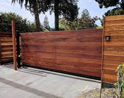Contemporary Gate Modern Metal Gate Custom Art Pedestrian Walk Thru Entry Iron Steel Garden Designer In 2020 Wooden Gates Driveway Wood Gates Driveway Wood Gate