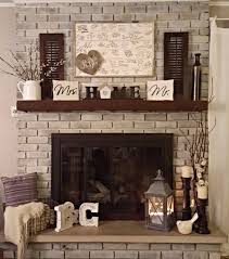 painting interior brick fireplaces