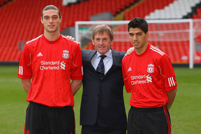 """Image result for andy carroll liverpool"""""""