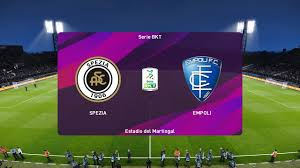 PES 2020 | Spezia vs Empoli - Serie B | 19/06/2020