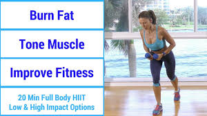 20 minute full body hiit workout