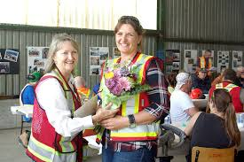 Gilbert Smith Forest Products in Barriere recognizes a great ...