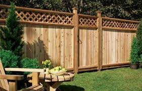 Q We Recently Installed A Red Cedar Fence Around Our Yard Is There A Clear Finish We Can Spray Rather Than B Backyard Fences Fence Design Fence Landscaping