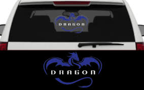 Spacex Dragon Logo Car Window Bumper Helmet Laptop Die Cut Vinyl Decal Sticker Auto Parts And Vehicles Scubadivetoday Com