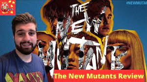The New Mutants - Review - YouTube