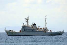 """Colisión de buque con guardacostas """"acto de verdadera piratería"""""""