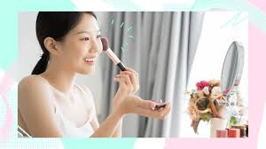 the makeup routine you should try