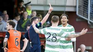 Van Dijk red card rescinded. - Eurosport
