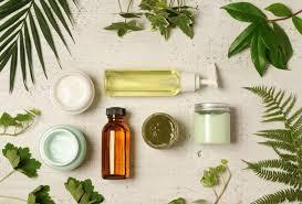 ysis of natural organic makeup