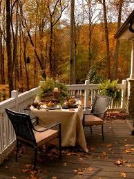 patio outdoor autumn inspiration