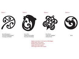 Maori Koru Mangopare Honu Aihe Nz Kiwi Symbol Car Tattoo Decal Vinyl Sticker In Vehicle Parts Accessori Maori Symbols Polynesian Tattoo Designs Maori Tattoo