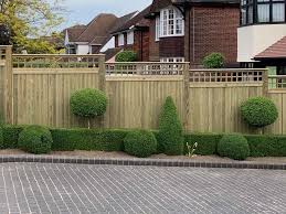 Attractive Front Garden Fence The Edit Jacksons Fencing
