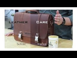 care for your leather bag