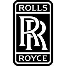 Rolls Royce Decal Sticker Rolls Royce Logo Decal Thriftysigns