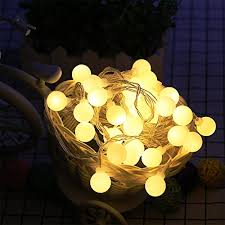 solar outdoor string lights excellux