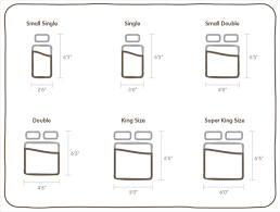 uk bed sizes the bed and mattress size