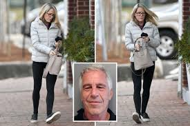 Jeffrey Epstein assistant pictured at Pilates class after denying claims  she helped pedophile get his hands on victims