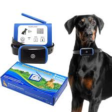 2020 Wireless Electric Dog Fence System Outdoor Invisible Wireless Dog Fence Containment System 550yd Remote Control With Rechargeable Waterproof Receiver Beep Shock Static Mode Dogs Walmart Canada