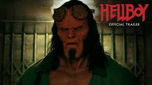 "Hellboy (2019 Movie) Official Trailer ""Smash Things"" – David Harbour, Milla  Jovovich, Ian McShane - YouTube"