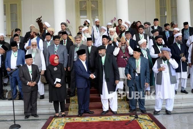 Wapres Bertemu Pimpinan Taliban, Indonesia Berpeluang Memediasi Perdamaian Afganistan