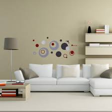 Home Decoration Crafts Diy Colorful Circle Removable Wall Stickerr Vinyl Decal Art Mural Crafts Home Decor Olivia Decor Decor For Your Home And Office