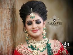 indian bridal makeup artist in india