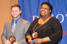 Scotchman and Miss Wesleyan winners announced at DWU   Dakota Wesleyan  University