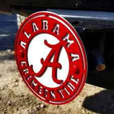 University Of Alabama Car Decor Alabama Crimson Tide Car Magnets Stickers Shop Rolltide Com