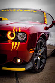 Amazon Com Viavinyl Claw Marks Headlight Decal Available In Twelve Colors Genuine Brand Vinyl Sticker Decal For Sports Cars Yellow Automotive