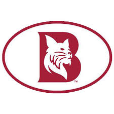 Car Magnet Bobcat In B Bates College Store