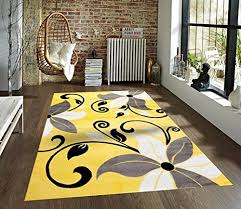 funky yellow area rugs do you know