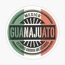 Guanajuato Mexico Sticker By Studio838 Redbubble