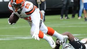 Duke Johnson's reps have asked the Browns to trade him, source ...