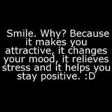 quote of the day smile simple and interesting
