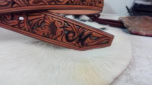 leather belts rocking spade leather