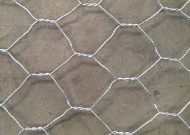 Hot Dipped Galvanized Hexagonal Chicken Wire Mesh For Fish Trap