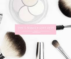 the top 5 makeup gift sets under 50