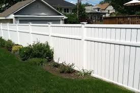 Vinyl Pvc Fences First Fence Fence Design Vinyl Fence Pvc Fence