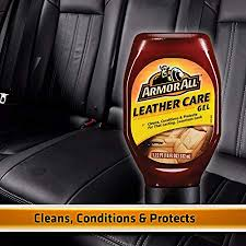 armor all car leather conditioner gel