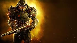 doom 4 wallpapers games