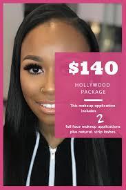 black makeup artist in st louis mo
