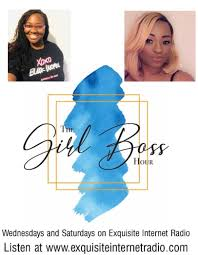 The Girl Boss Hour Radio Talkshow — Author Desiree P. Middleton