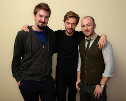Adam Wingard and Simon Barrett help ex-'Downton' star change his ...