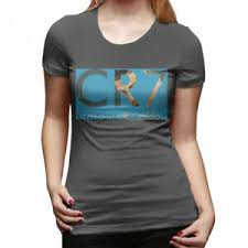 women s cristiano ronaldo cr7 t shirts